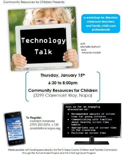 Technology Talk