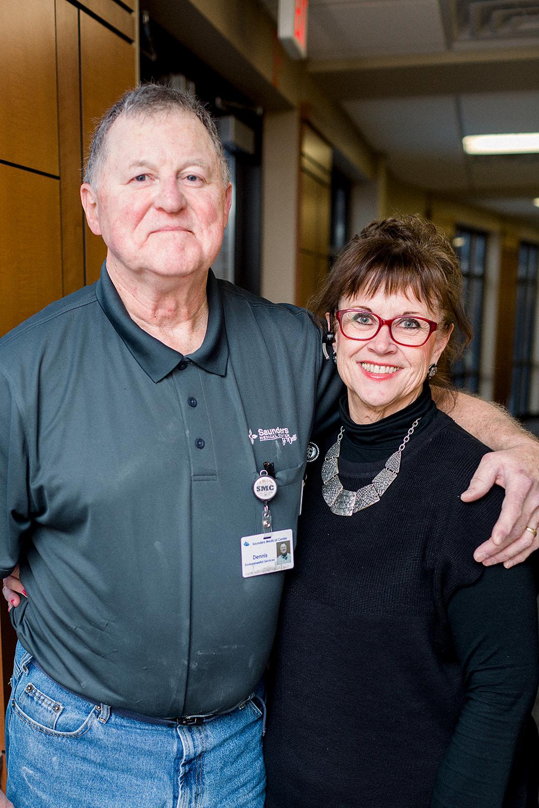 Vicki & Dennis Edmison