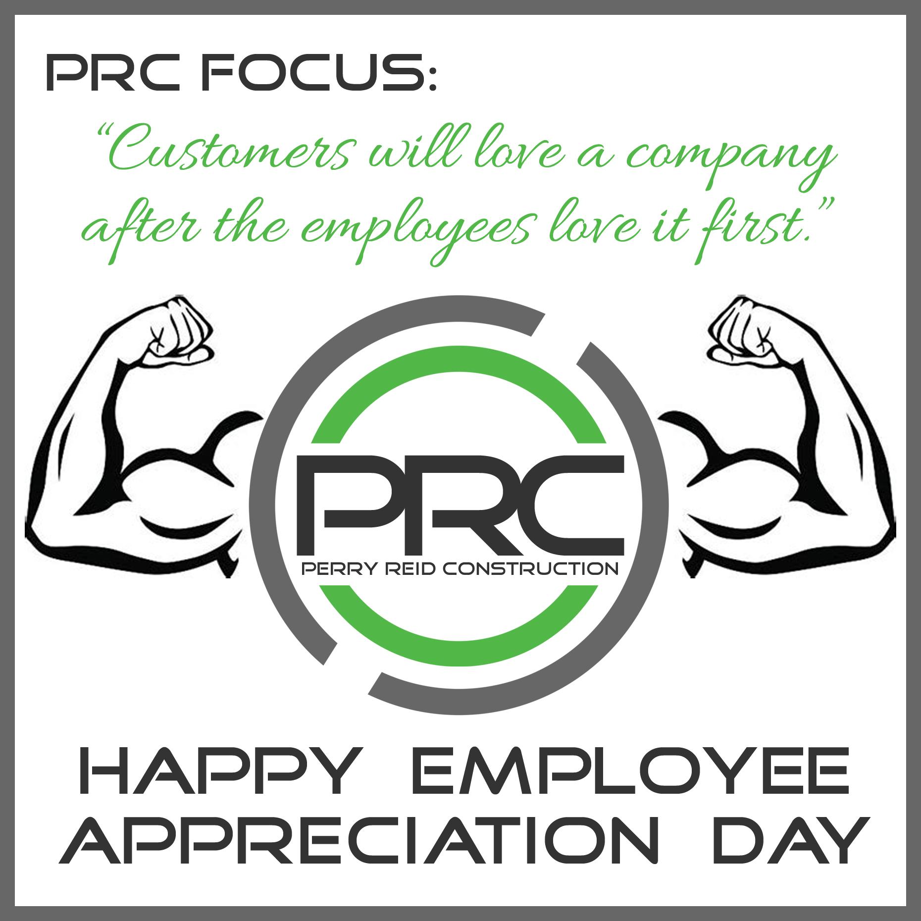 Happy Employee Appreciation Day