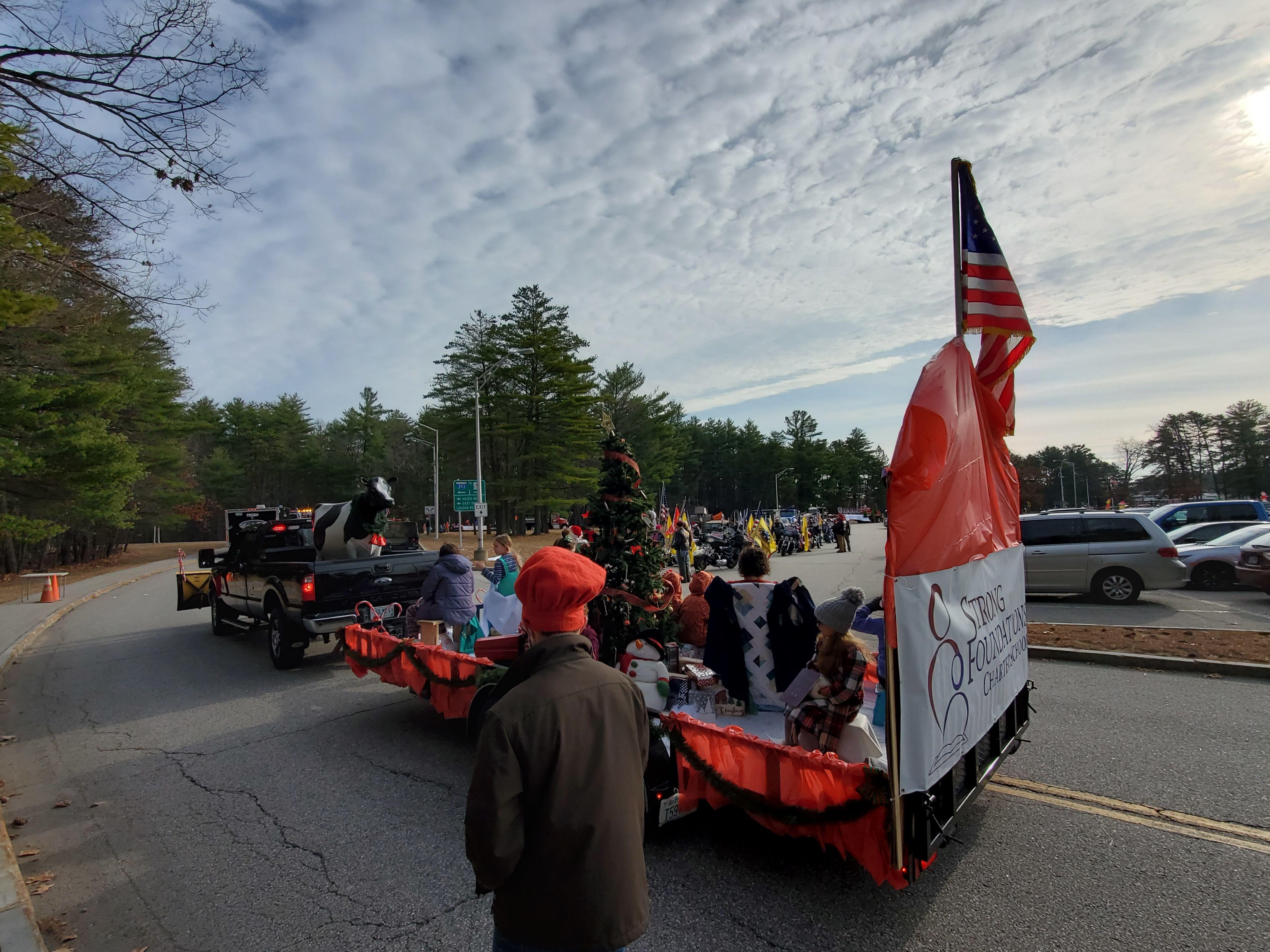 The Concord Christmas Parade