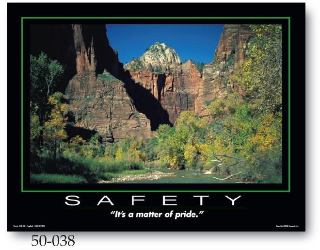 Safety...
