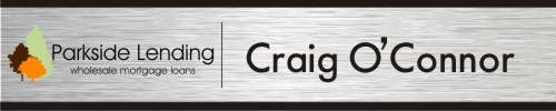 Custom Name Plate with Color  Logo