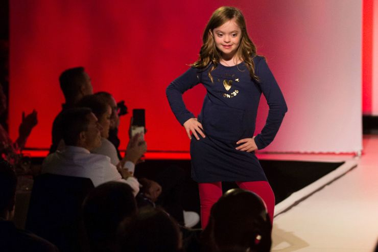 Major retailers are launching affordable clothing lines for children with disabilities