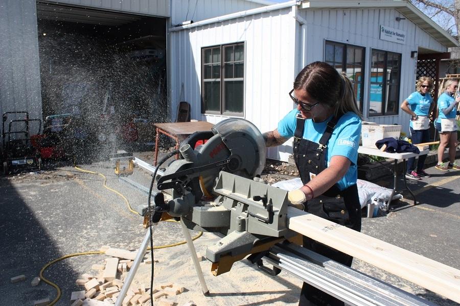 Women Build: Afternoon Crew