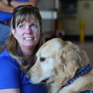 Director of Canine Education Nicole