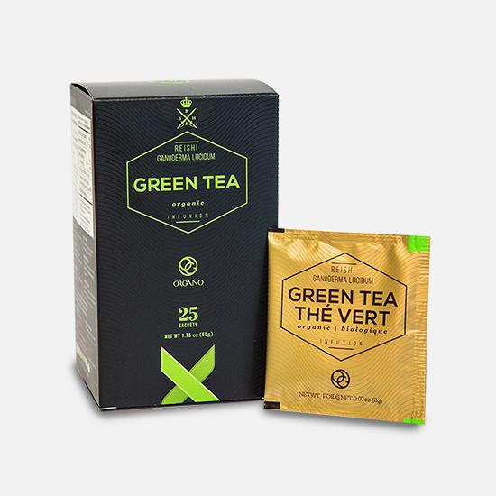 Organo™ Organic Green Tea