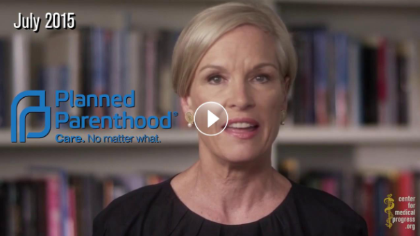 Planned Parenthood Testimony On Selling Baby Parts Unsealed, New Videos Released