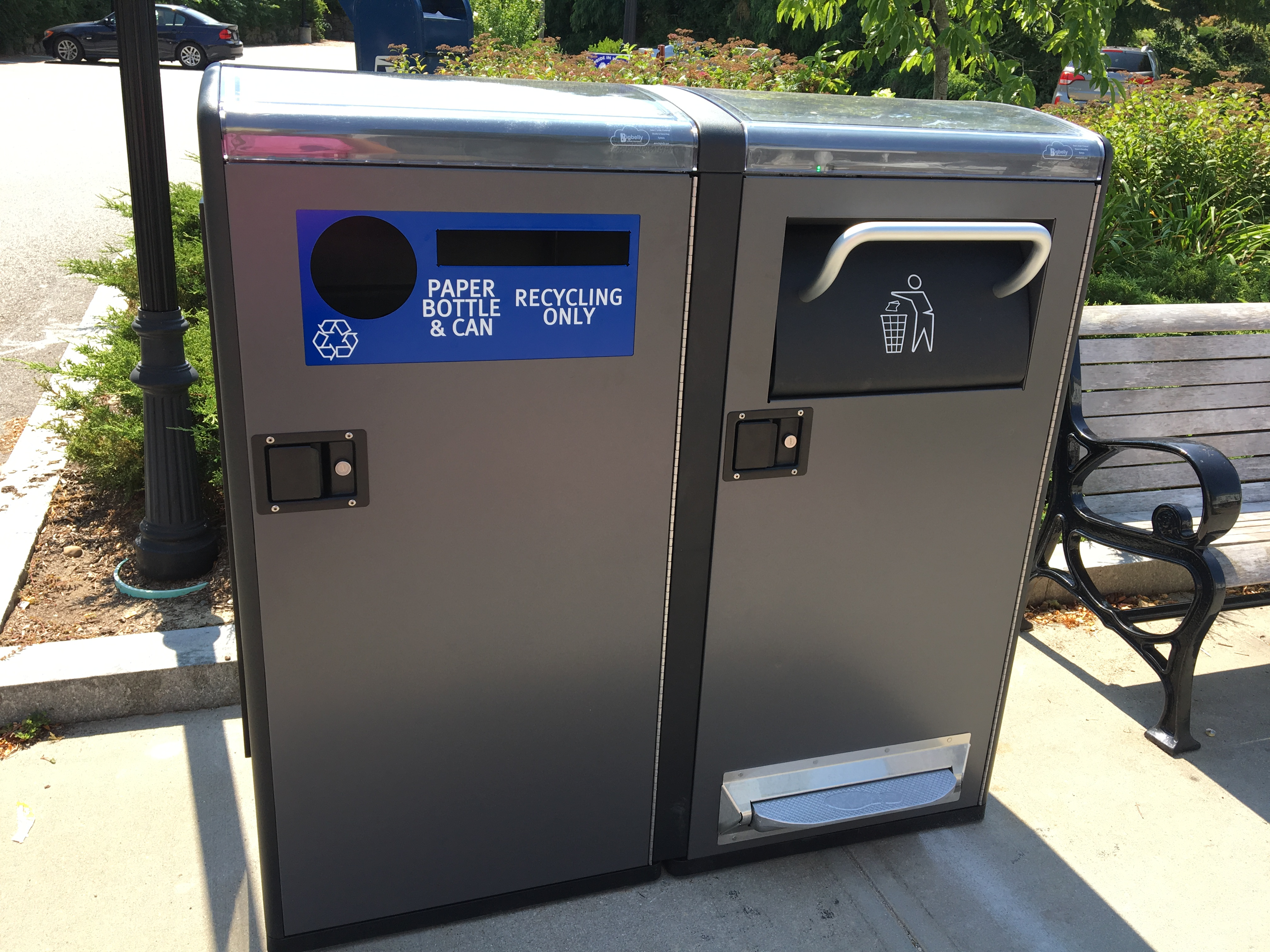 Wareham Targets Beach Litter With New Solar Compactors