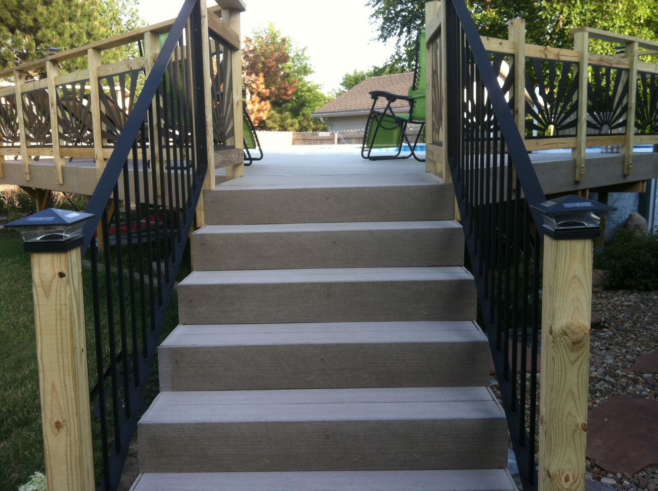 Metal Railing Products