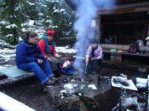 Hike Campfire