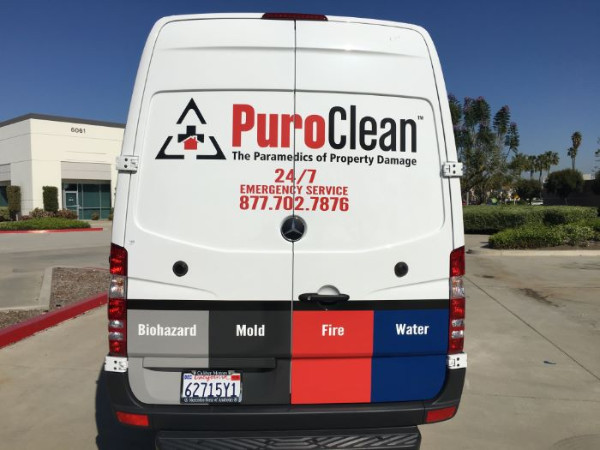 Vehicle wraps for franchises in Orange County CA