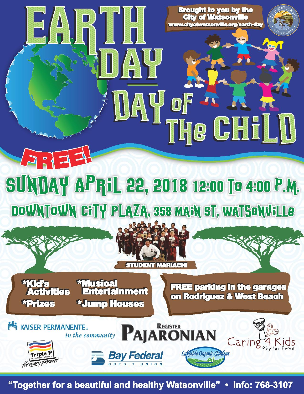 Earth Day/Day of the Child
