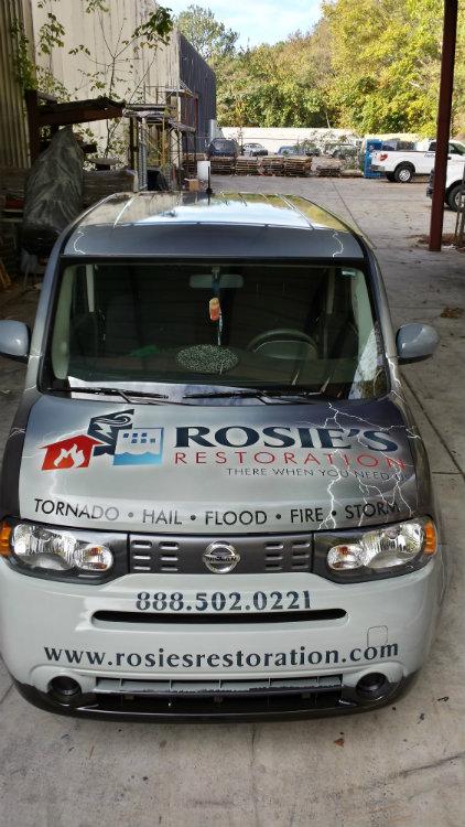 Rosie's Front