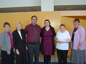 Welcome to Our New Oblates!