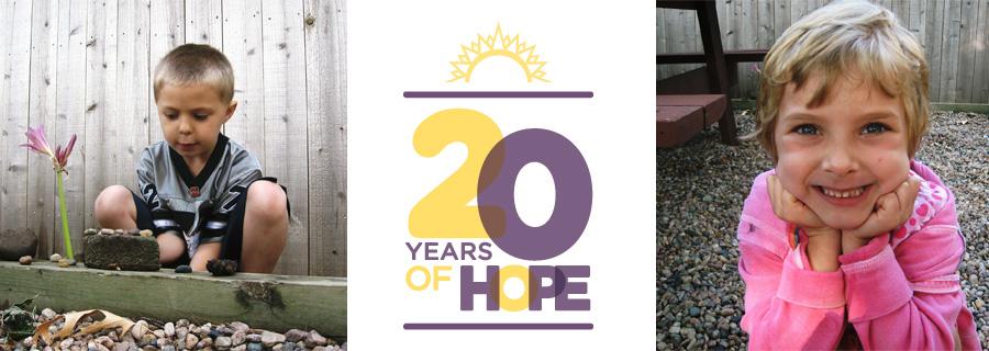 20 Years of Hope