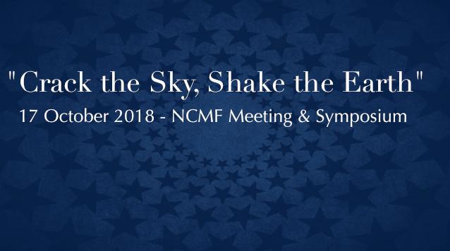 2018 NCMF Meeting and Symposium