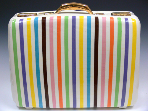 Bogus, David - The Optimist Luggage (First Piece)