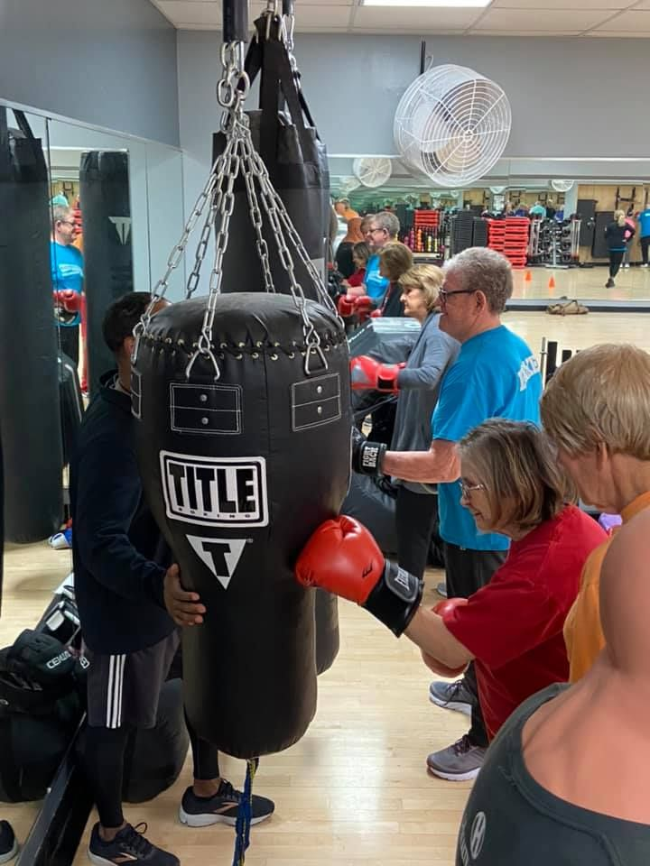RockSteady Boxing