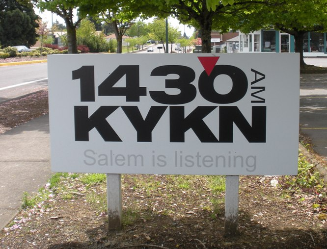 KYKN Sign