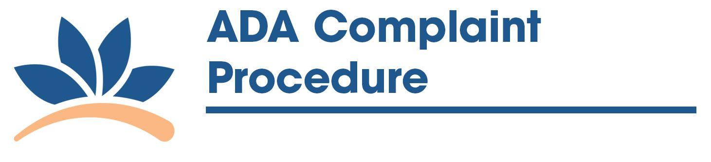 ADA Complaint Procedure