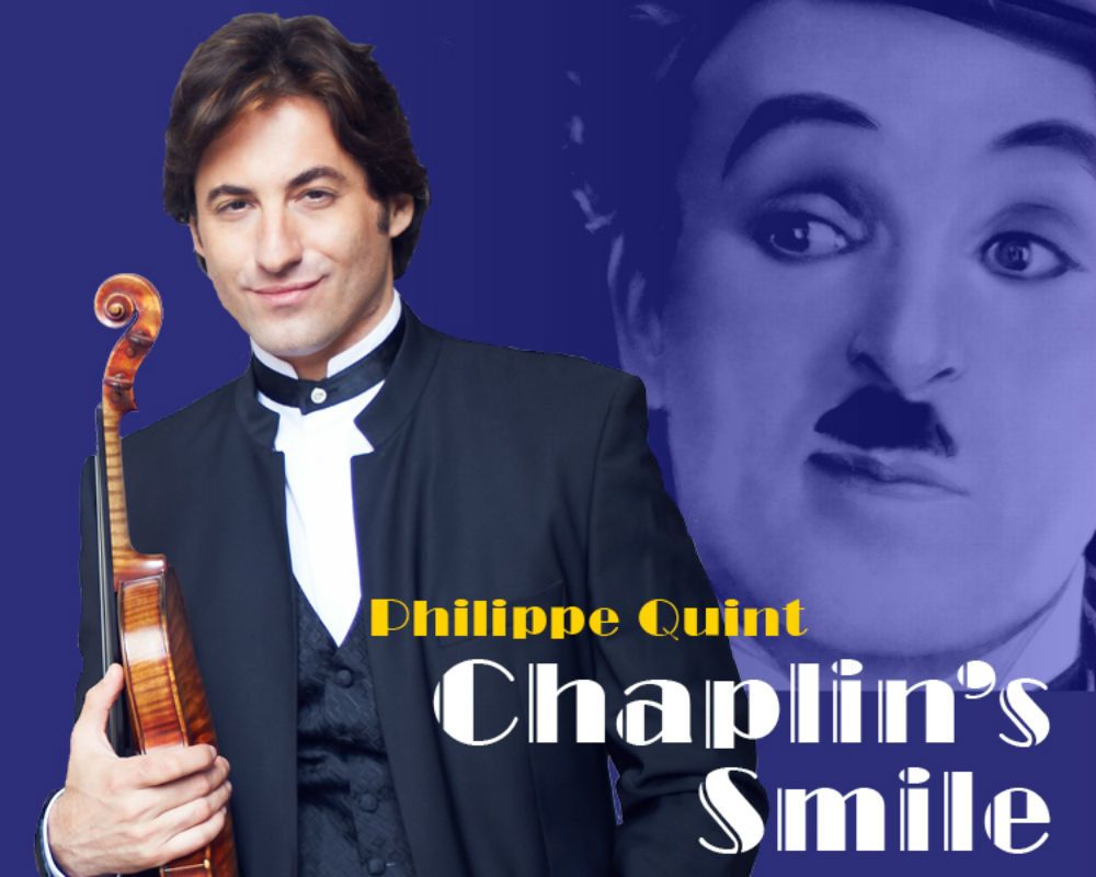 Chaplin's Smile: A Musical Tribute to Charlie Chaplin