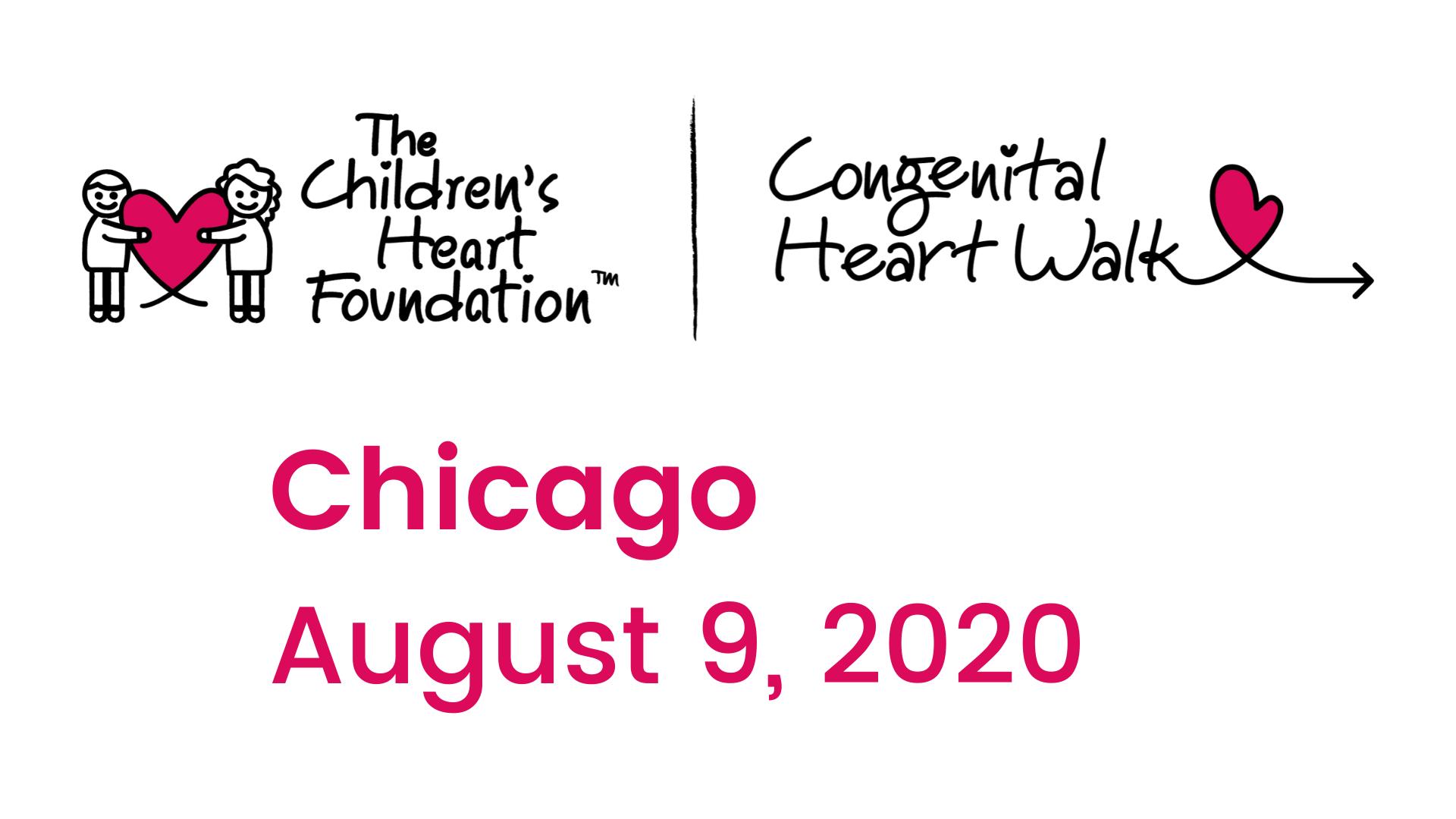 Chicago Congenital Heart Walk