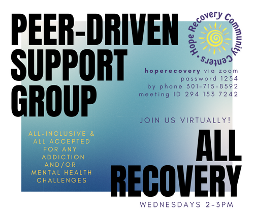 Hope Recovery - All Recovery