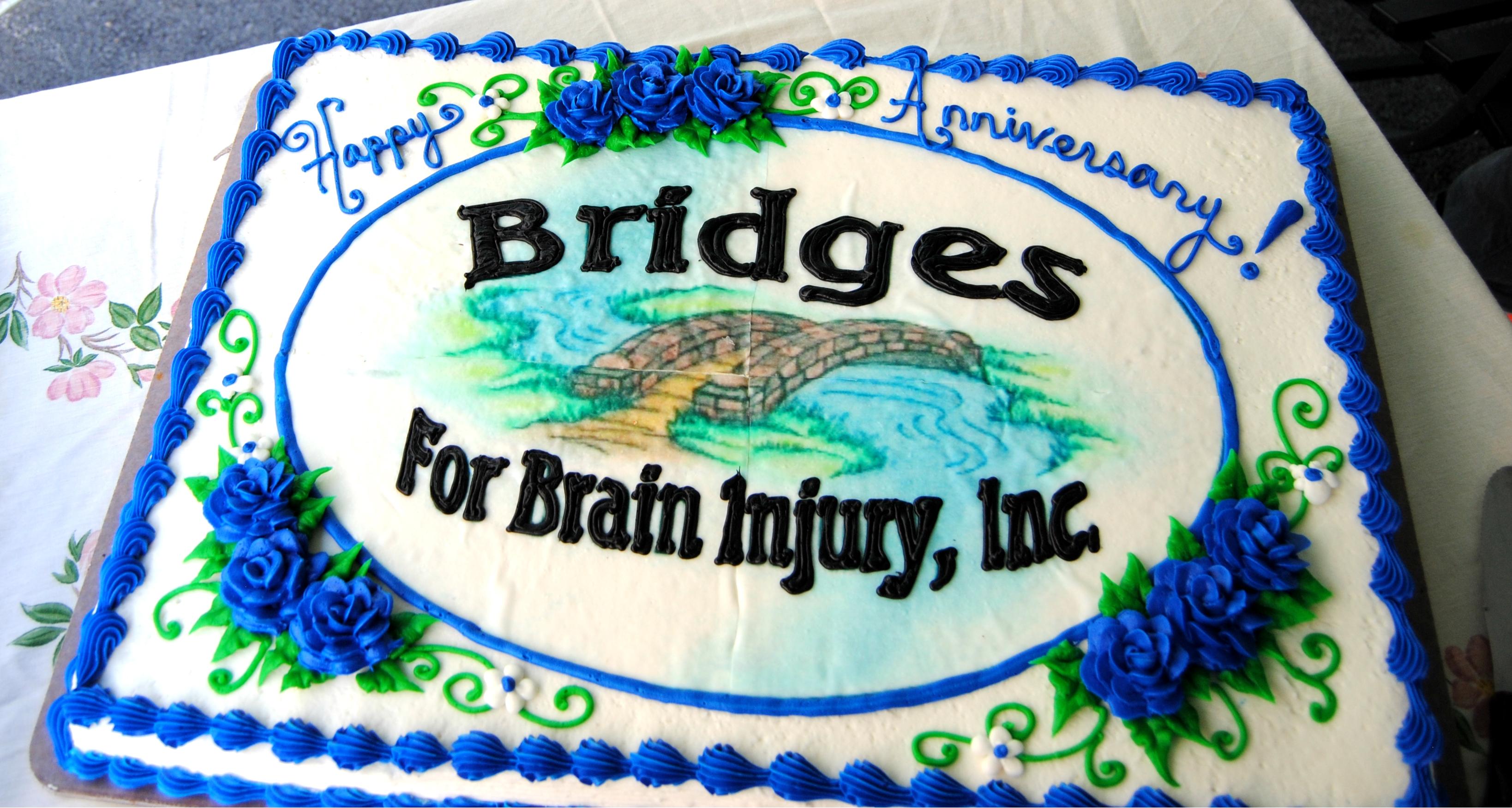 Happy Anniversary Bridges!