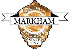 Markham Security logo