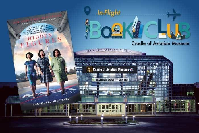 In-Flight Book Club Logo