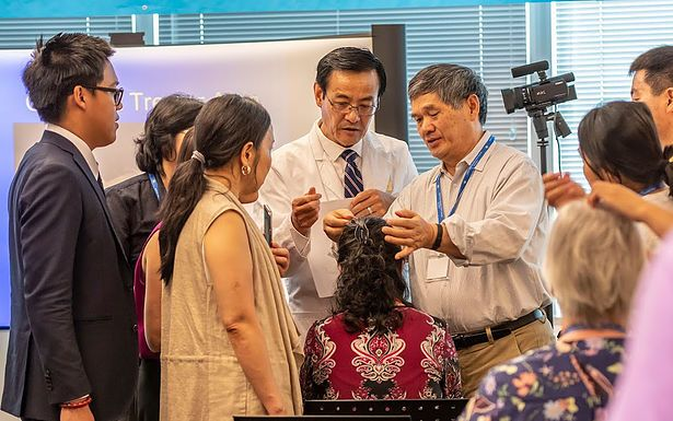 Symposium on Neurology in Western Medicine and TCM between America and China 2018