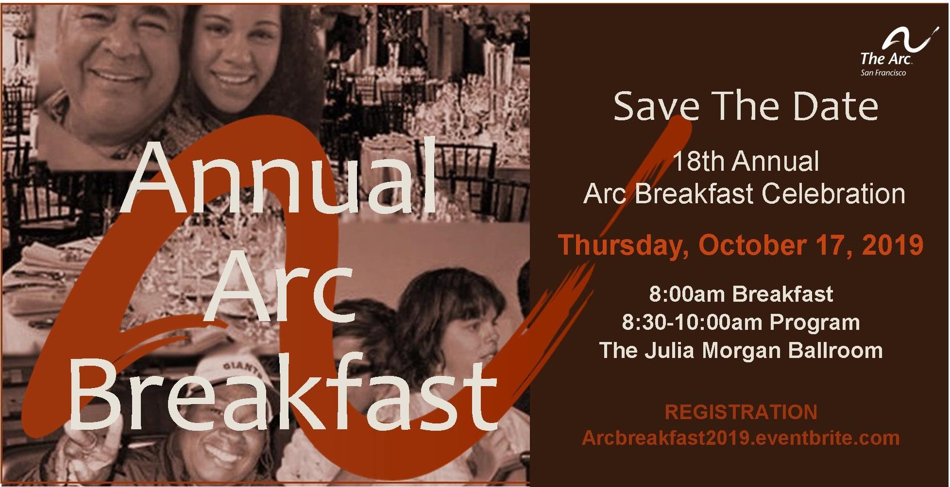18th Annual Arc Breakfast