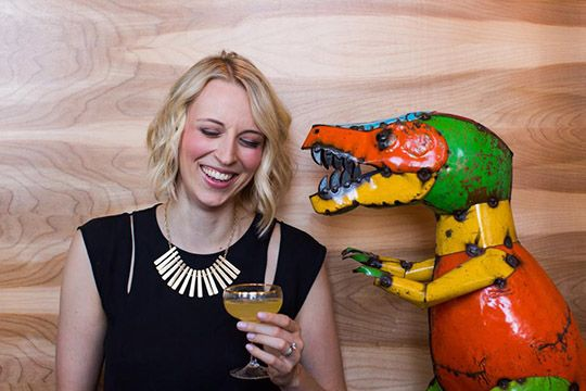Let's Talk Tequila with Clair McLafferty