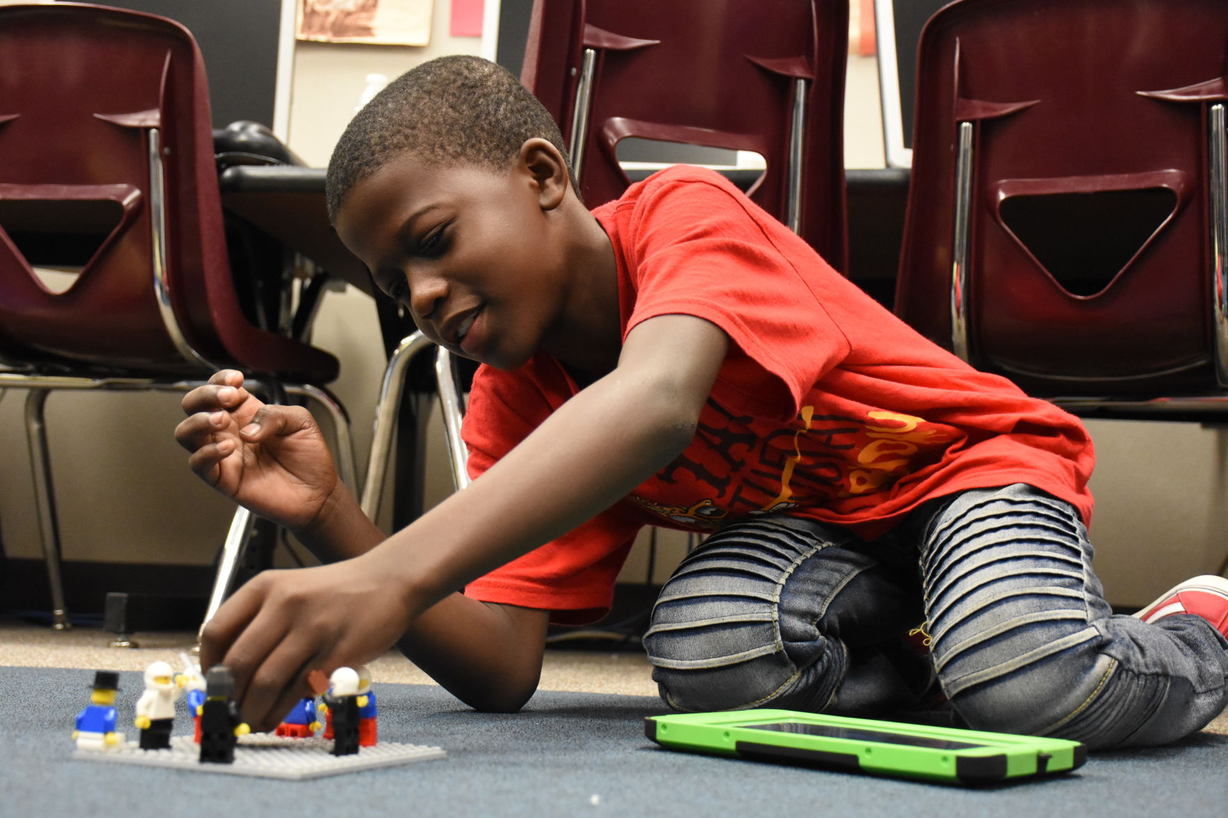 College Station schools demonstrate how annual grants have been put to use