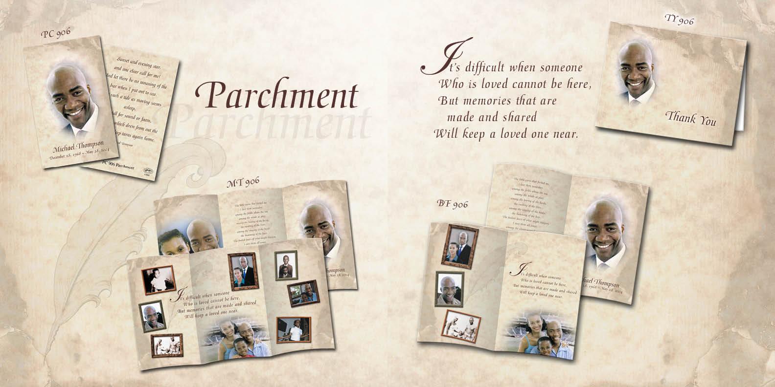 906 Parchment
