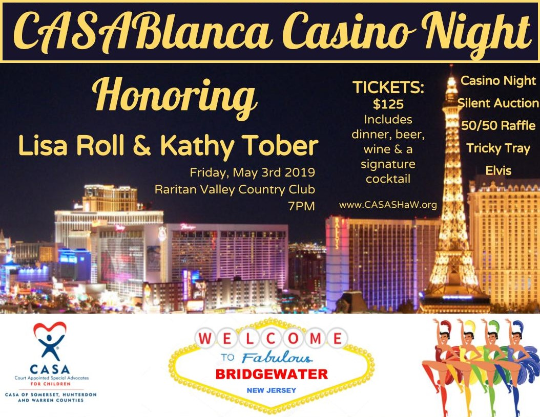 CASAblanca Casino Night 2019