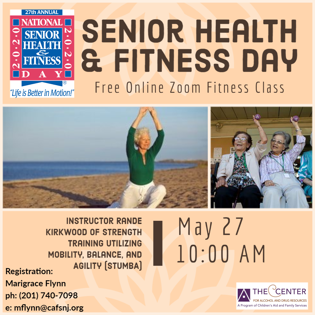 Senior Health & Fitness Day