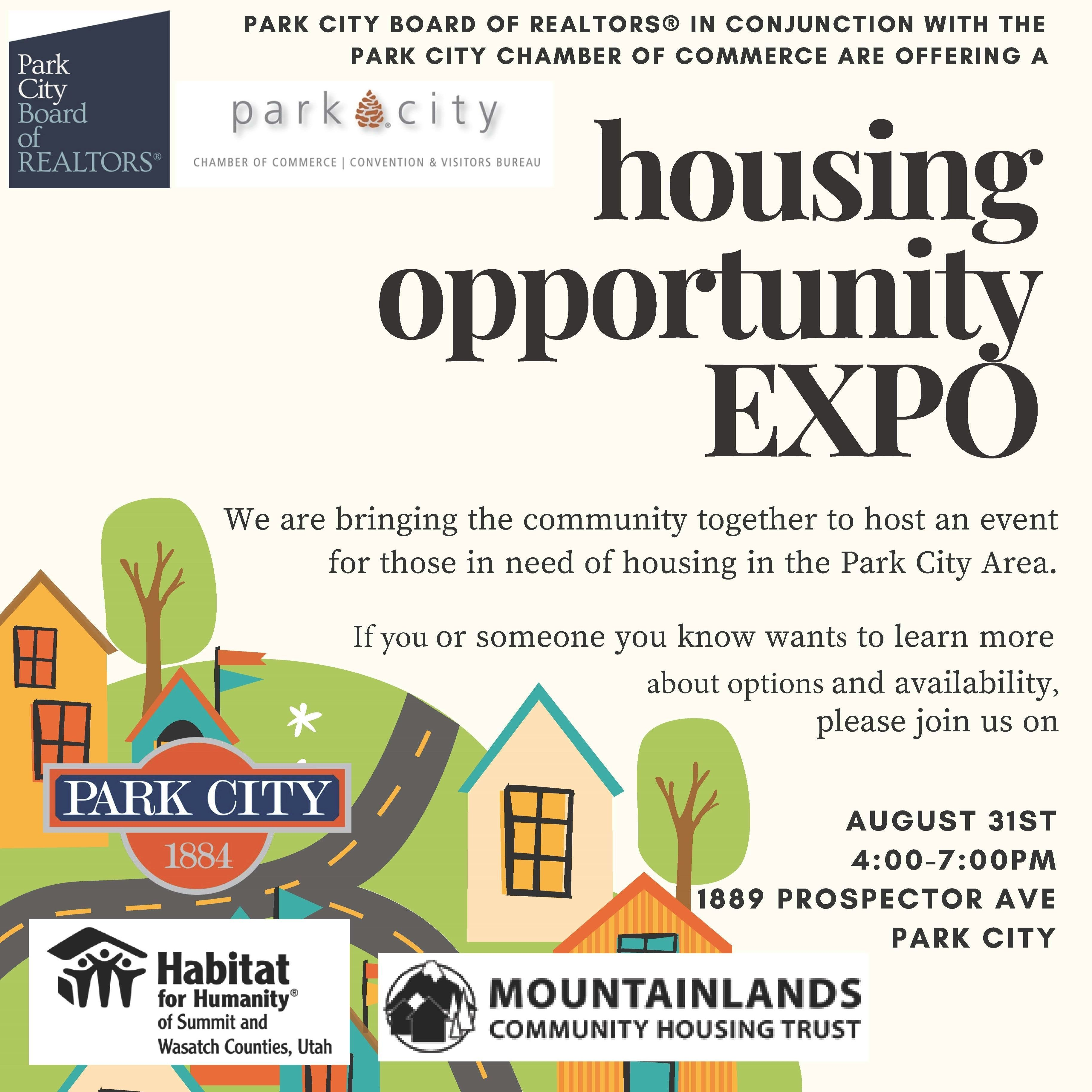 Habitat in the Housing Opportunity Expo