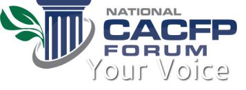 The National CACFP Forum
