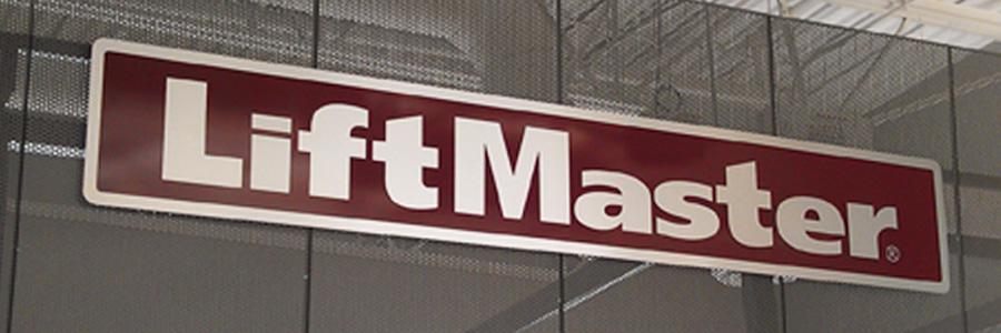 Interior Branding - LiftMaster