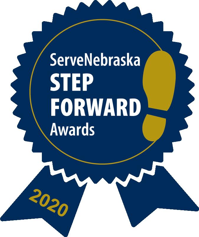 ServeNebraska honors RTBS Volunteer