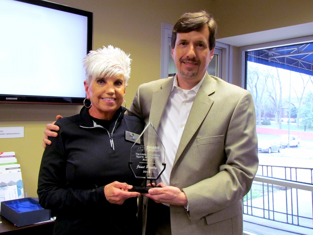 """Linda Stringfellow Spirit of SHARE"" Award Recipients Announced"
