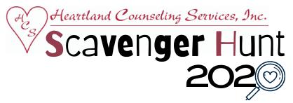 Scavenger Hunt 2020 Event