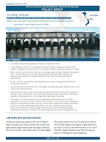Da Nang: Climate Change Implication for Da Nang Surface Water Management (Policy Brief)