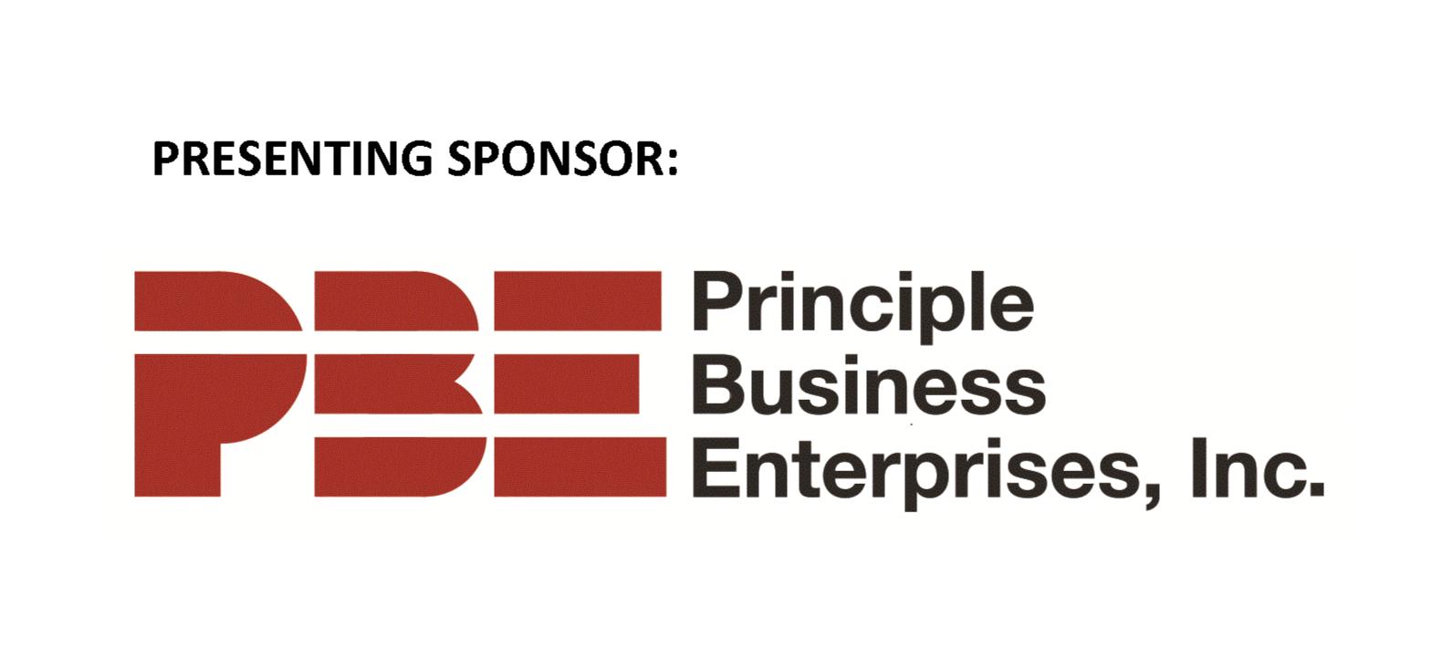 Presenting Sponsor - PBE