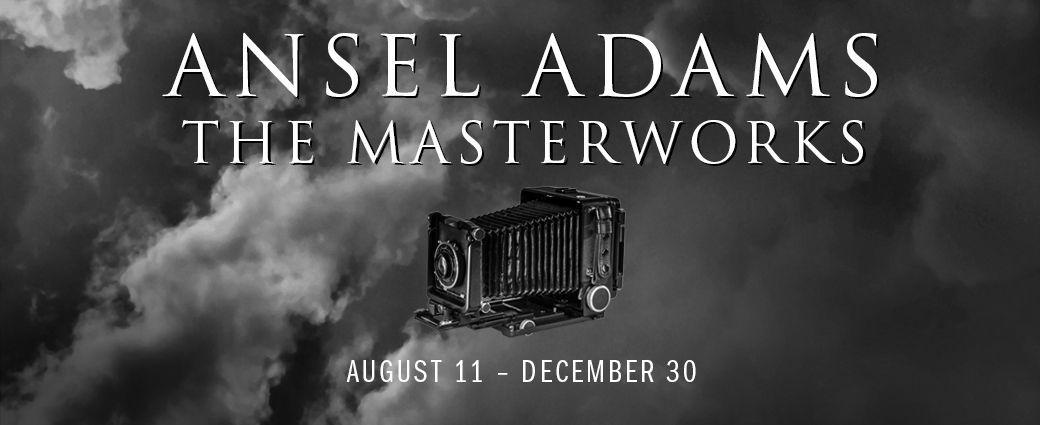 Ansel Adams: The Masterworks