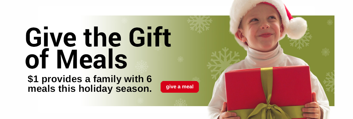 Give the Gift of Meals