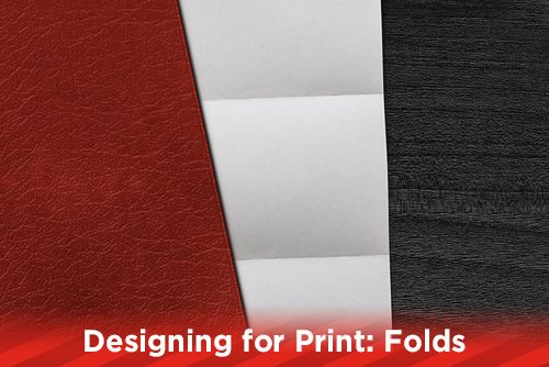 6 Common Folds for Print