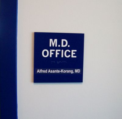 ADA Wall Sign 8