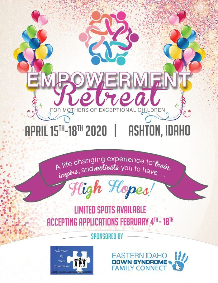 Empowerment Retreat Registration 2020